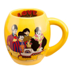 "Picture of Beatles Mug: ""Yellow Submarine"" 18 oz. Ceramic Oval Mug"