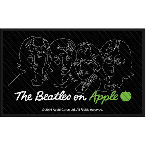 Picture of Beatles Patches: Apple Patch