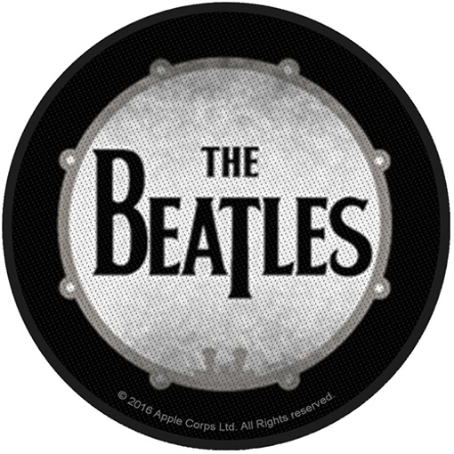 Picture of Beatles Patches: Vintage Drum Patch