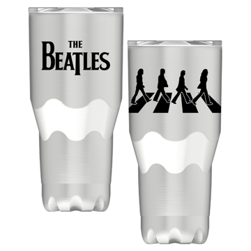 "Picture of Beatles Mug: The Beatles ""Abbey Road"" Wave Collection Mug"