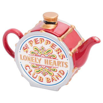 "Picture of Beatles Tea Pot: The Beatles Sgt Pepper's Tea Pot ""Limited Edition"""