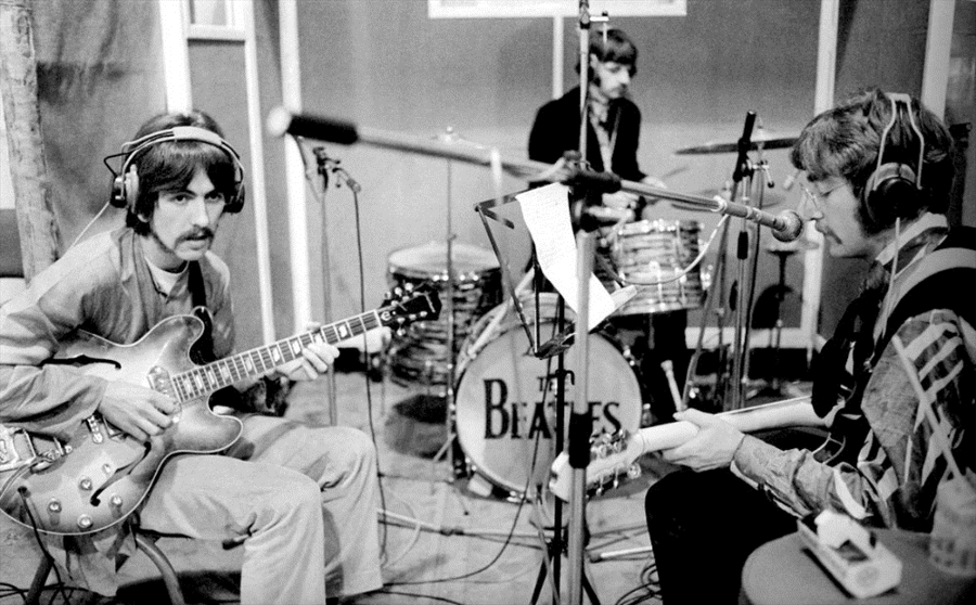 The Beatles - A Day in The Life: March 26, 1967