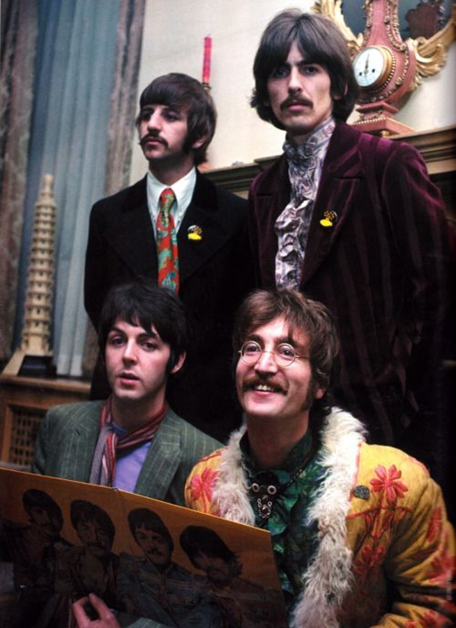 The Beatles - A Day in The Life: May 31, 1967