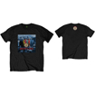 Picture of Beatles Adult T-Shirt: Sgt Pepper Blue Cover on Black