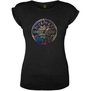Picture of Beatles Jr's T-Shirt: SGT. Pepper Seal Foil Logo