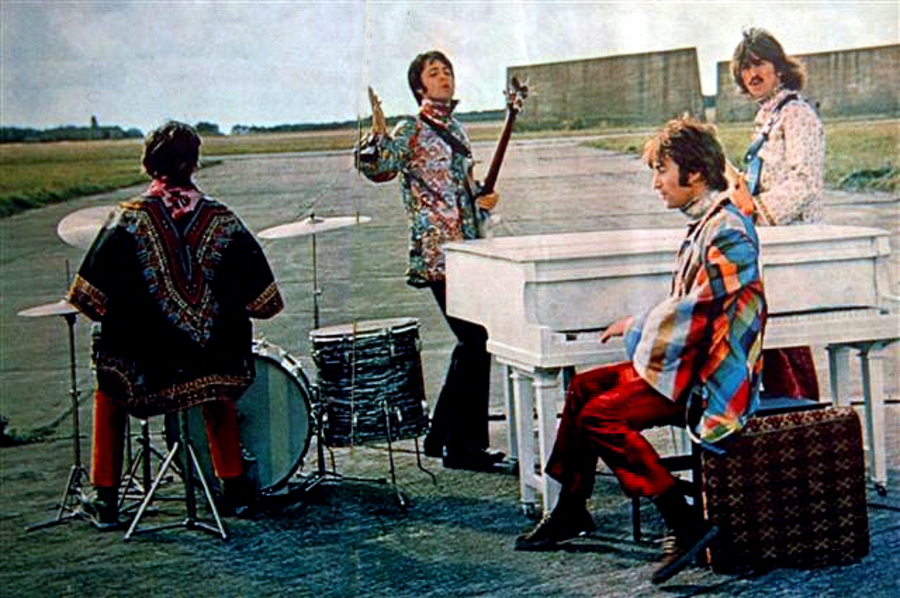 The Beatles - A Day in The Life: September 5, 1967