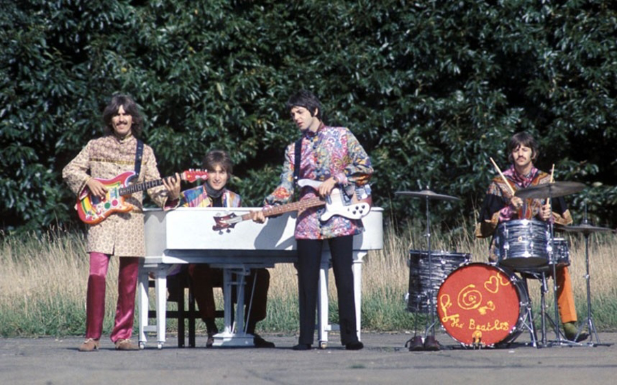 The Beatles - A Day in The Life: September 20, 1967