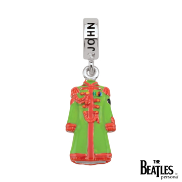 Picture of Beatles Jewelry: Beatles Charms  -  John Lennon Sgt. Pepper's Jacket