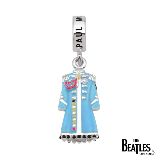 Picture of Beatles Jewelry: Beatles Charms  -  Sir Paul McCartney Sgt. Pepper's Jacket