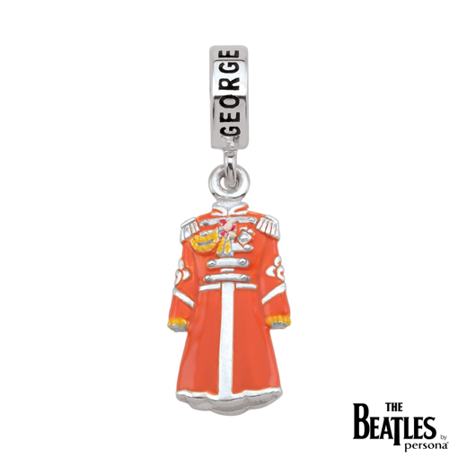 Picture of Beatles Jewelry: Beatles Charms  -  George Harrison Sgt. Pepper's Jacket