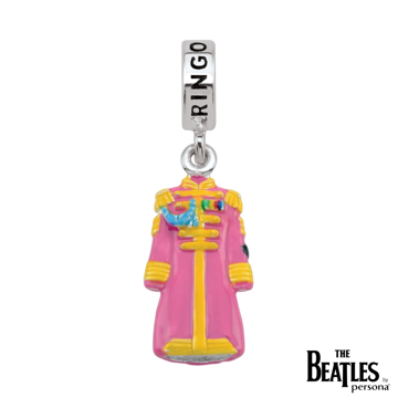 Picture of Beatles Jewelry: Beatles Charms  -  Ringo Starr Sgt. Pepper's Jacket