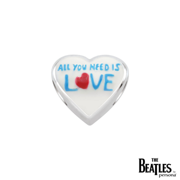 Picture of Beatles Jewelry: Beatles Charms  -  All You Need Is Love