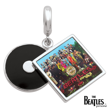 Picture of Beatles Jewelry: Beatles Charms  -  Sgt. Pepper's Album Cover Charm