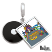 Picture of Beatles Jewelry: Beatles Charms  - Yellow Submarine  Album Cover Charm