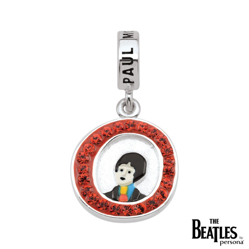Picture of Beatles Jewelry: Beatles Charms  - Paul McCartney Yellow Submarine Cartoon Charm