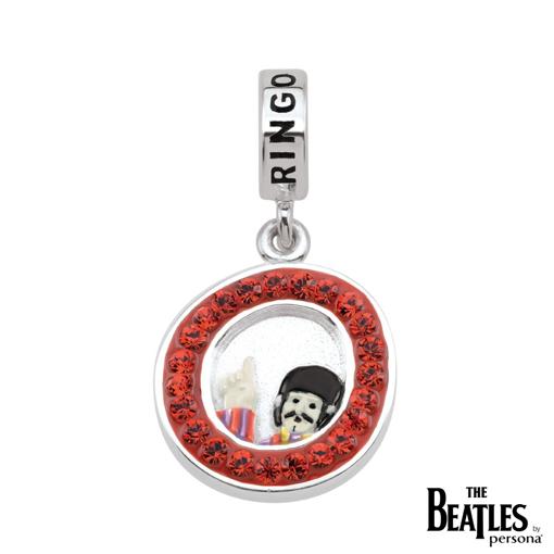 Picture of Beatles Jewelry: Beatles Charms  - Ringo Starr Yellow Submarine Cartoon Charm
