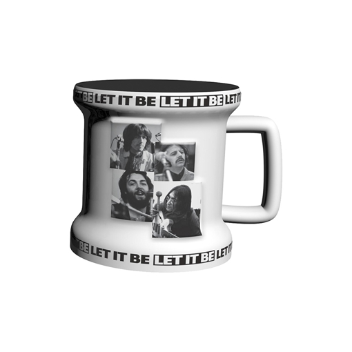 Picture of Beatles Mug: Let It Be Mini Mug