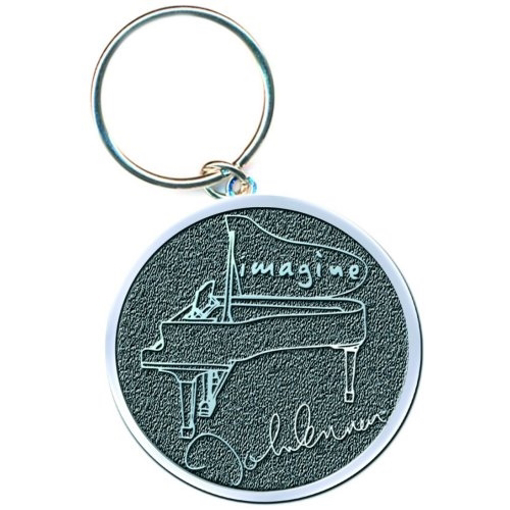 "Picture of Beatles Key Chain: John Lennon ""Imagine"""