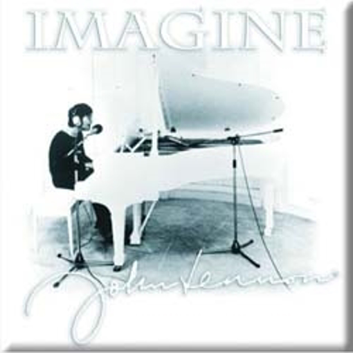 "Picture of Beatles Magnet: John Lennon ""Imagine"""
