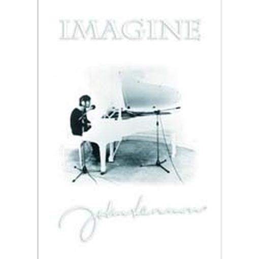 """Picture of Beatles Postcard:  John Lennon """"Imagine"""""""