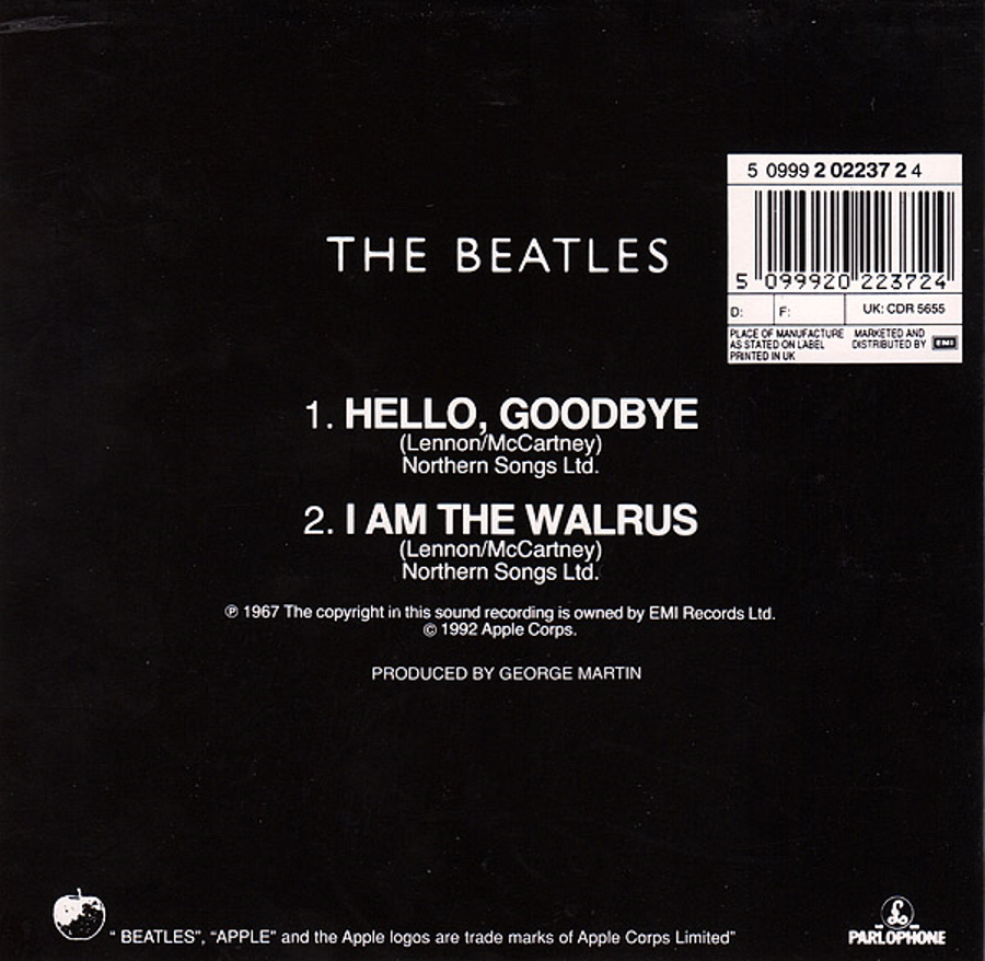 The Beatles - A Day in The Life: November 17, 1967