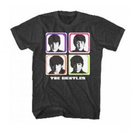 Picture of Beatles T-Shirt: Beatles AHDN Color