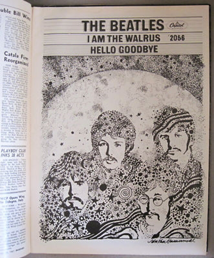 The Beatles - A Day in The Life: November 25, 1967