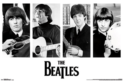 Picture of Beatles Poster:  Portraits
