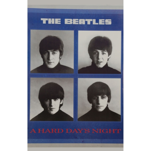 Picture of Beatles Poster: Hard Day's Night