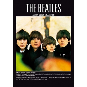 "Picture of Beatles Postcard Card: The Beatles ""For Sale"" (Standard)"