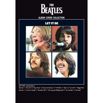 "Picture of Beatles Postcard Card: The Beatles ""Let It Be"" (Standard)"