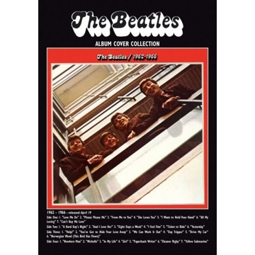 """Picture of Beatles Postcard Card: The Beatles """"1962-1966"""" (Standard)"""