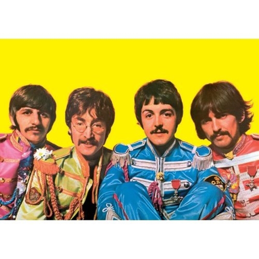 """Picture of Beatles Postcard Card: The Beatles """"Sgt. Pepper"""" (Standard)"""