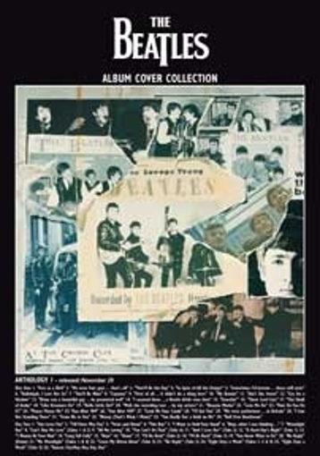 """Picture of Beatles Postcard Card: The Beatles """"Anthology I"""""""
