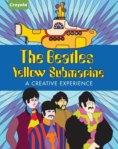 Beatles Coloring Book: