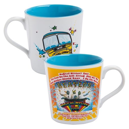 Picture of Beatles Mugs: The Beatles Magical Mystery Tour 12 oz. Ceramic Mug