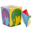 Picture of Beatles Cookie Jar: The Beatles Color Heads Cookie Jar