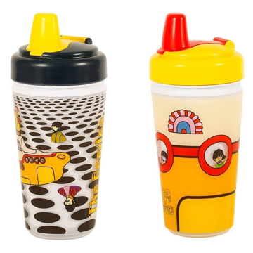 Picture of Beatles Baby: Yellow Submarine Sippy Cups