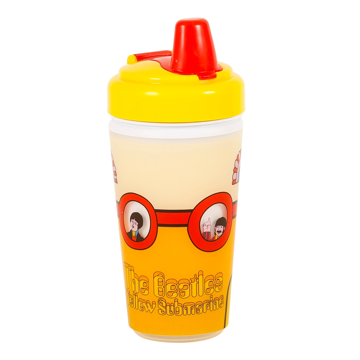 Picture of Beatles Baby: Yellow Submarine Porthole Sippy Cup