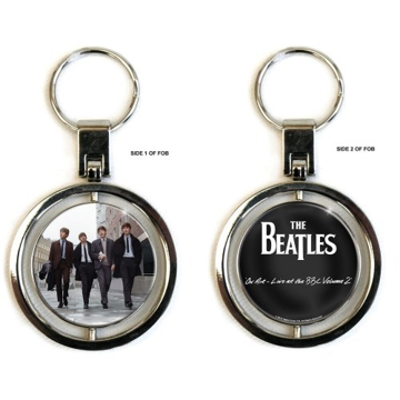 Picture of Beatles Spinner Key: On Air (BBC)