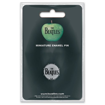 Picture of Beatles Mini Pin Badge: Drum Head Mini