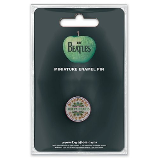 Picture of Beatles Mini Pin Badge:  Sgt Pepper