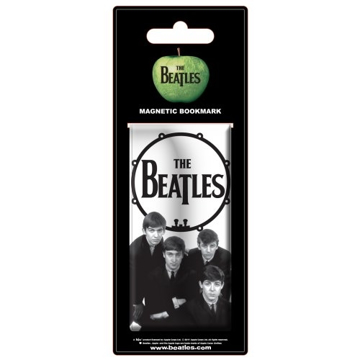 Picture of Beatles Bookmark: Magnetic Bookmark Drum head