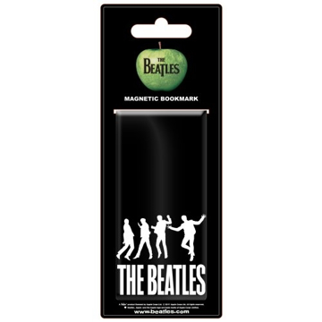 "Picture of Beatles Bookmark: Magnetic Bookmark ""Jump"""