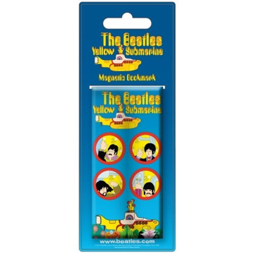 Picture of Beatles Bookmark: Magnetic Bookmark Yellow Submarine Portholes