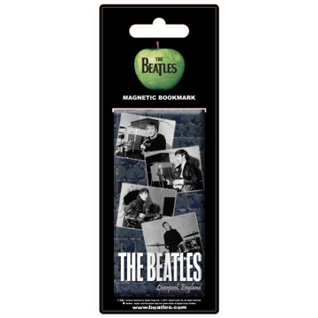 Picture of Beatles Bookmark: Magnetic Bookmark In the Cavern