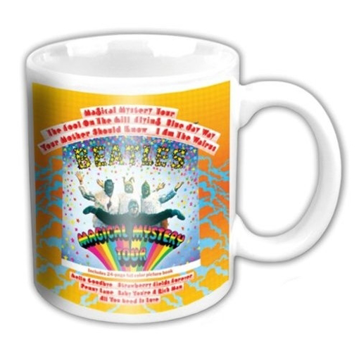 Picture of Beatles Mini Mug: Beatles Magical Mystery Tour Mini Mug