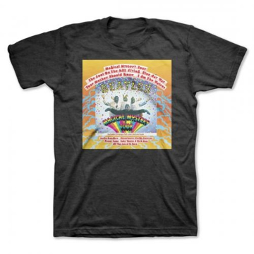 "Picture of Beatles Adult T-Shirt: Beatles Album Cover ""MAGICAL MYSTERY TOUR"""