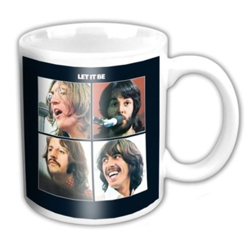 Picture of Beatles Mini Mug: Beatles Let It Be Mini Mug