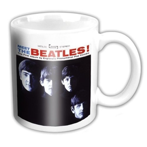 Picture of Beatles Mini Mug: Beatles US Album Meet the Beatles Mini Mug